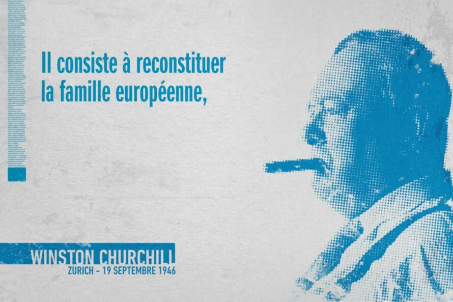Les grands discours, Winston Churchill