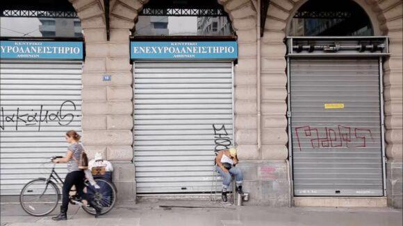 La Grèce, Crise et Châtiments