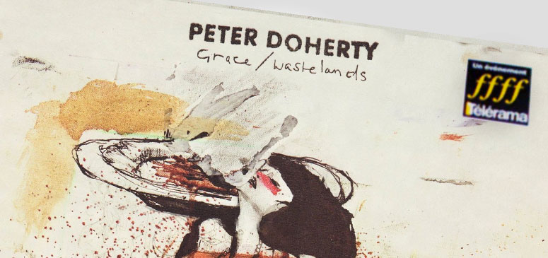 Pete Doherty Authoring DVD
