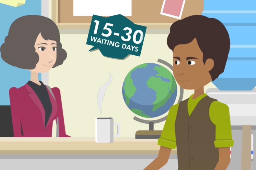 Des vidéos éducatives pour Axa Partners