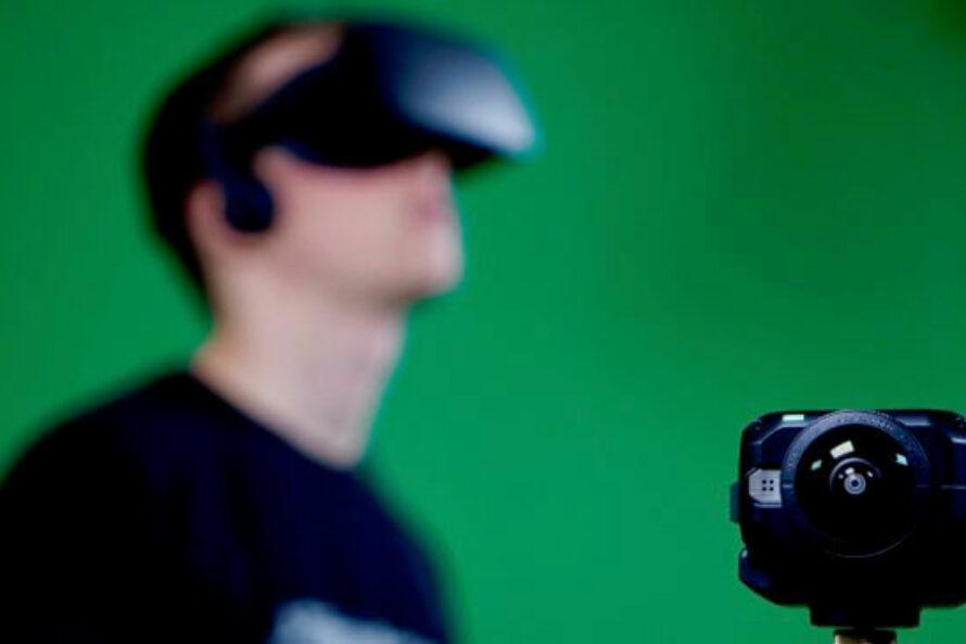 VR réalité virtuelle 360°